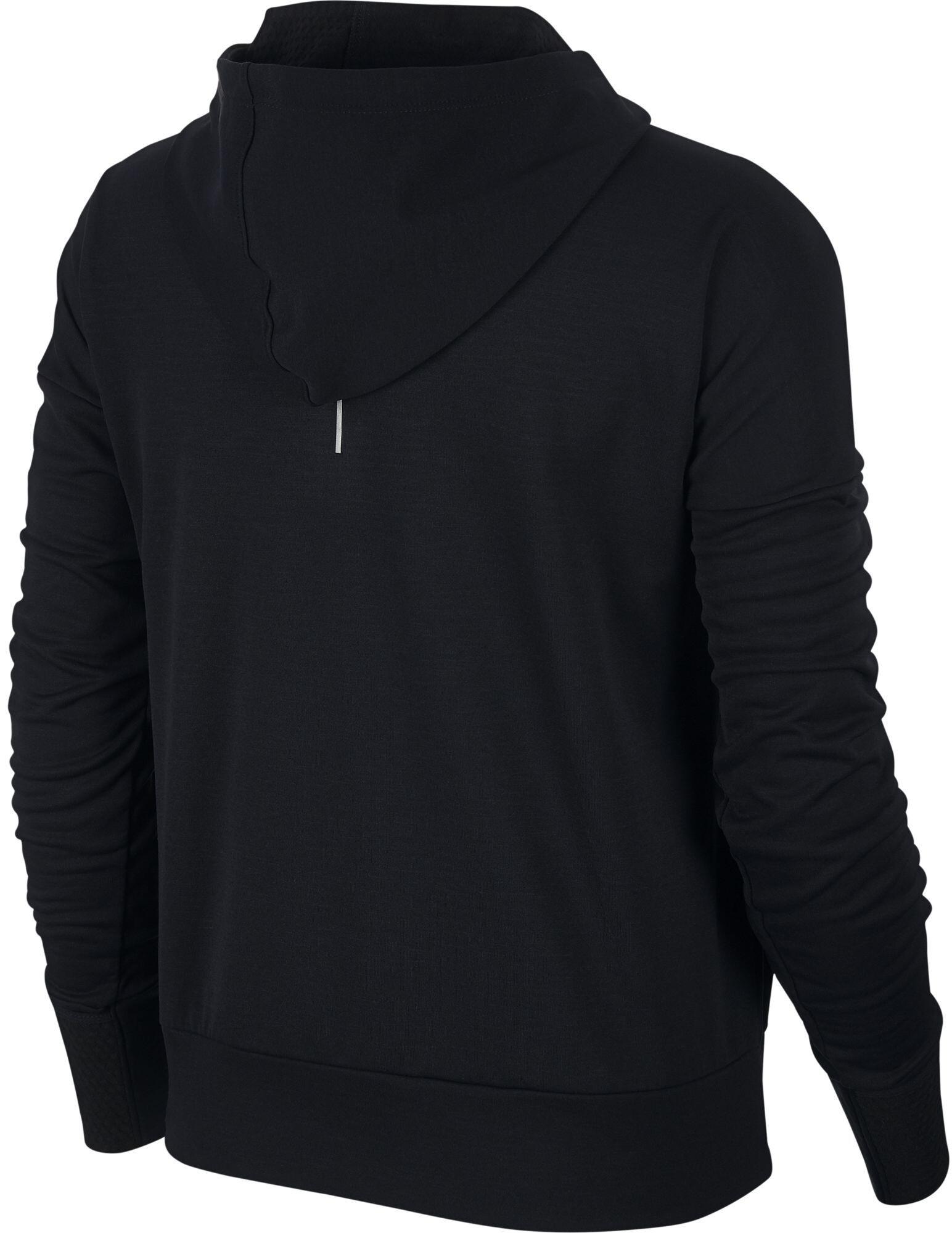 6183301f9f148 Nike Therma Sphere Element - Veste course à pied Femme - noir sur ...